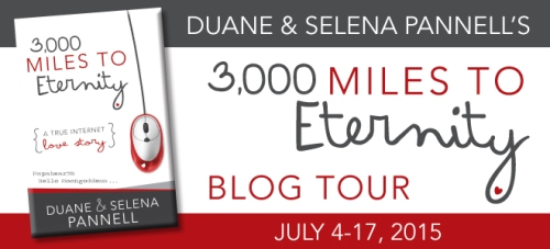 3000 Miles blog tour UPDATED
