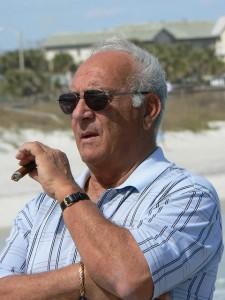 Man smoking cigar on Pannellbytes forgiveness blog post