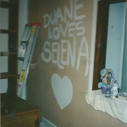 pannellbytes; duane pannell; selena pannell; love graffiti